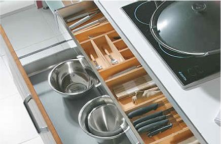 Accesorios y decoraci n cocina cocinas ferri - Accesorios para armarios de cocina ...