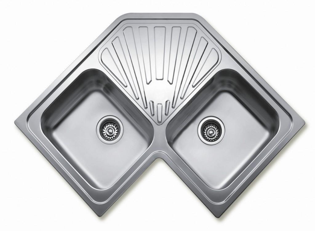 Fregaderos cocinas ferri - Fregaderos en esquina ...