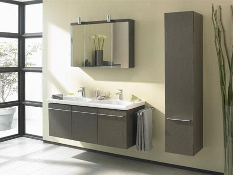 Medidas de muebles para baño